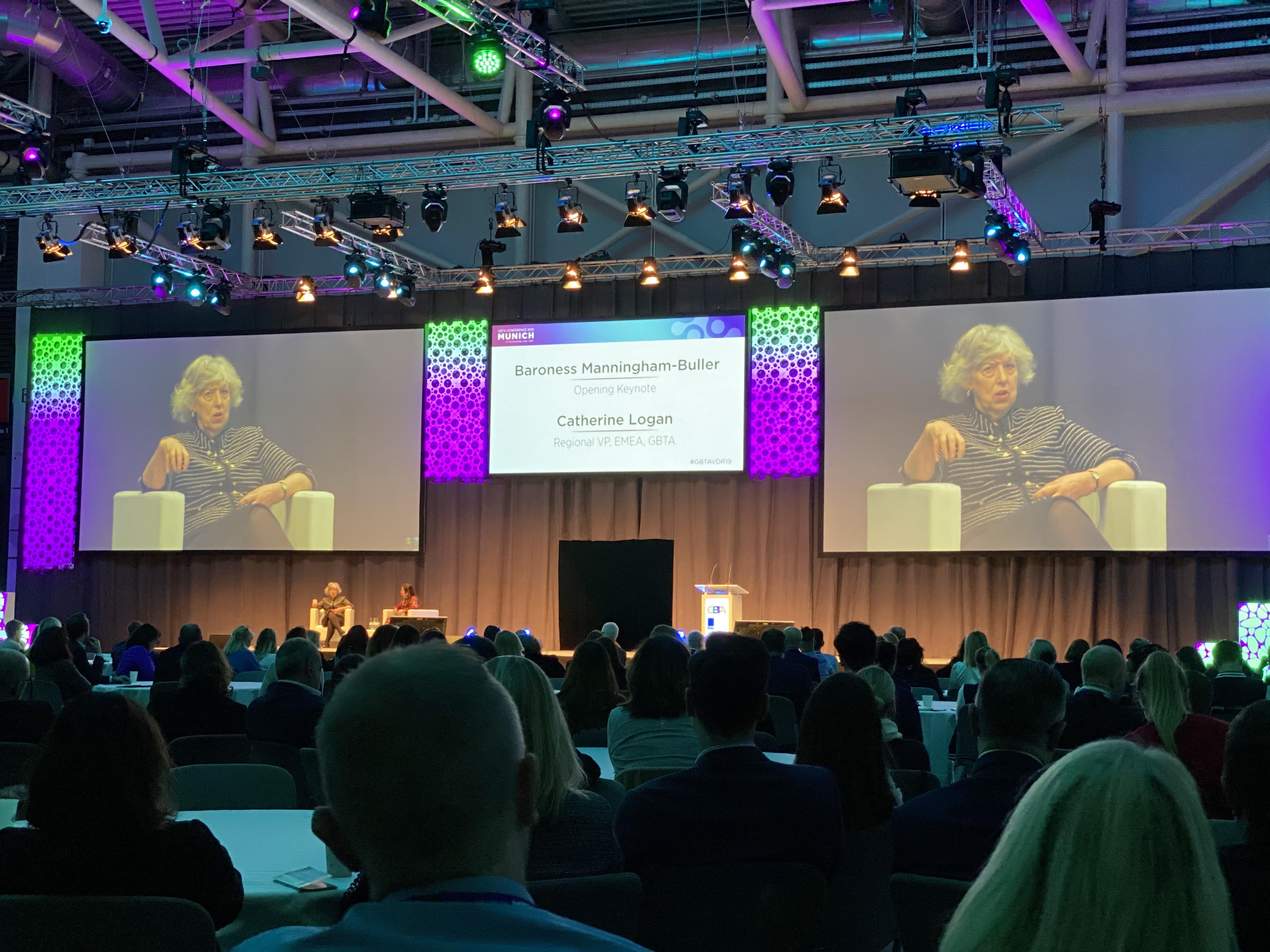 Miljøvennlige reiser årets store tema på GBTA Europa-konferansen