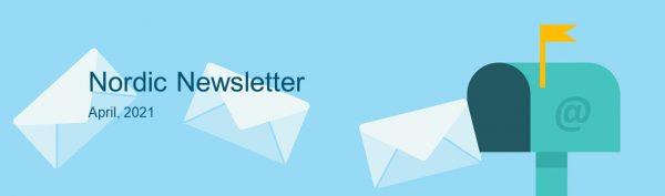 Nordic Newsletter – April 2021